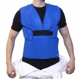 CarbonCool ComfortSuit with PPE undone